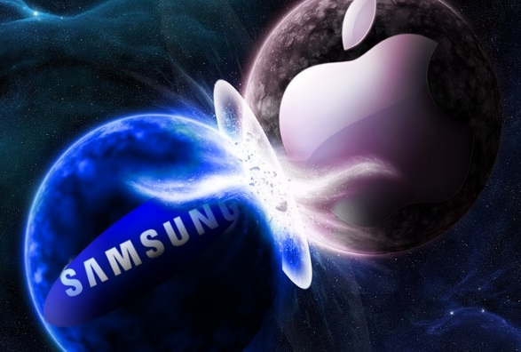 Apple vs Samsung - Samsung accuses Apple for imitating for imitating Note