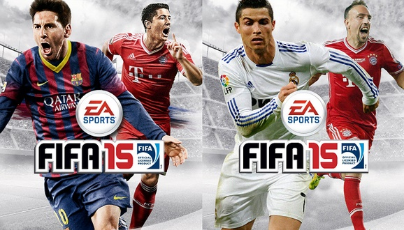Lionel Messi to be featured in FIFA 15 cover: says EA Sports