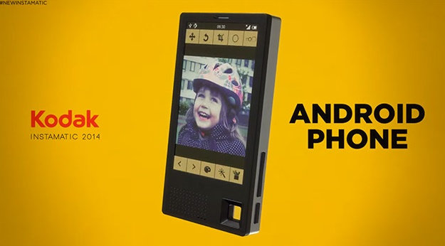 Kodak making something which is a kind of Android smartphone