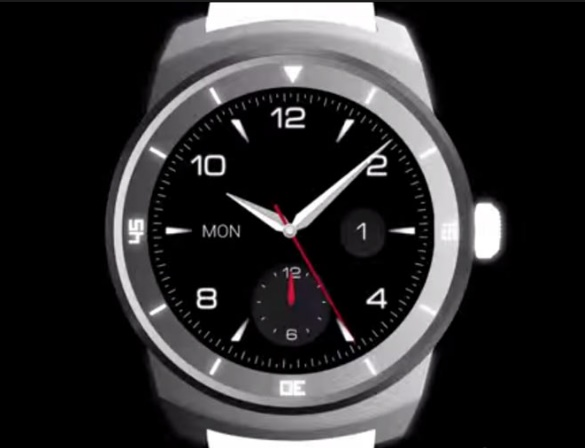 LG smartwatch named Circular G Watch unveils teaser