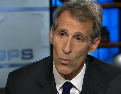 Sony CEO Michael Lynton talks about the cancelled release of