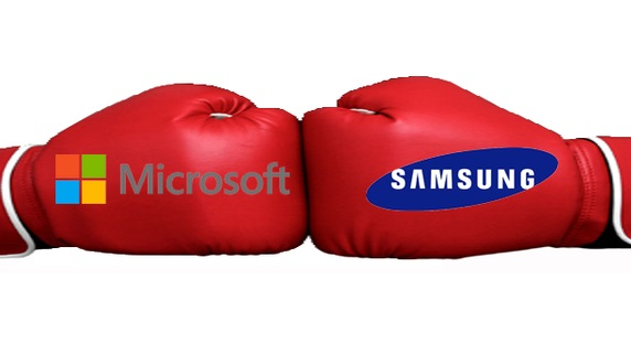 Patent clash helps Microsoft earn $3.21 for every Samsung Android device sold
