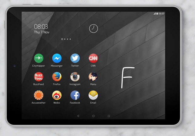 Nokia unveils its N1 Android Tablet revealed