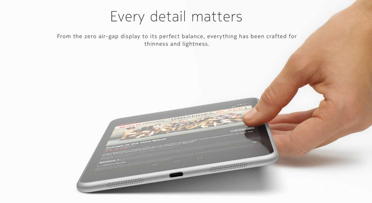 Nokia unveils its N1 Android Tablet