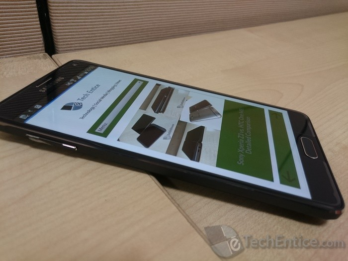 Why Samsung Galaxy Note 4 is an amazing gadget to use?