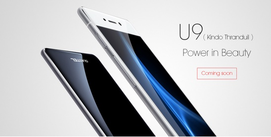 Oukitel launches U9 with LTE support and  5 5-inch 1080p 2-5D display