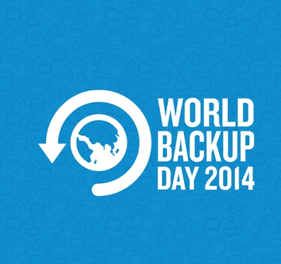 World Backup Day: Did you backup your files?