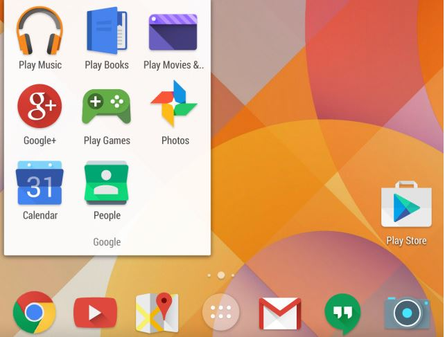 android 4.5 to bring flatter icons, evident from leaked images