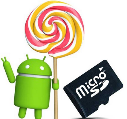 Android Lollipop bringing flexibility on restrictions of Micro SD card access by KitKat