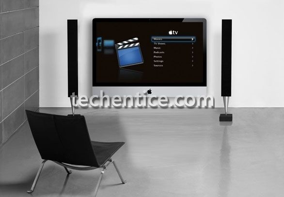 Apple's proposed 65-inch TV