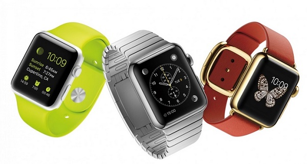 Apple is going to sell the Apple Watch with a customer specific vision