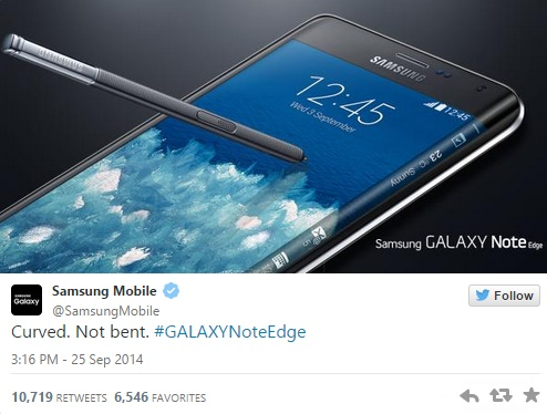 Samsung Galaxy S6 Edge bends just like iPhone 6 Plus: Bendgate 2.0?