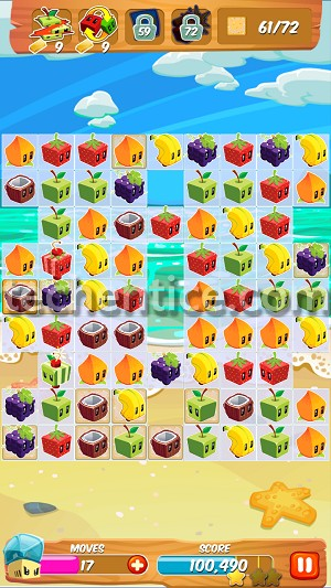 similar to Candy Crush for Android and iOS