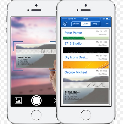 The best business card scanner and storage app for ios cardkeeper the best business card scanner and storage app for ios colourmoves Choice Image
