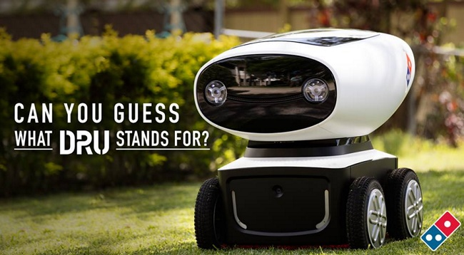 Domino s Pizza New Zealand unveils their pizza delivery bot