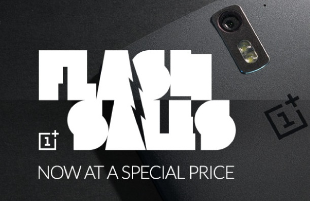 OnePlus opens limited stock Flash Sales for OnePlus One