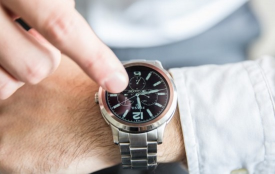 Fossil Q Fossil launches its first Android smart wear