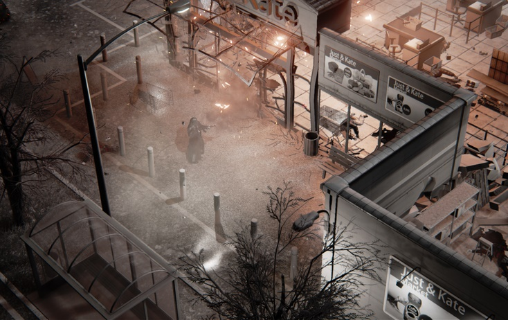 Pre-orders launched! Controversial game 'Hatred' revealed.