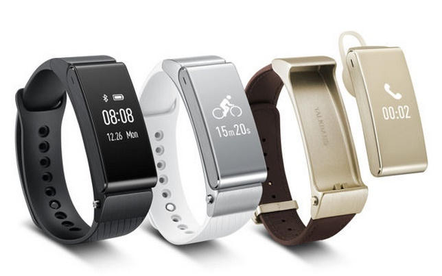 Huawei's new TalkBand B2 and N1 fitness trackers revealed