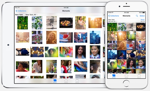 Apple iCloud Photo Library Beta