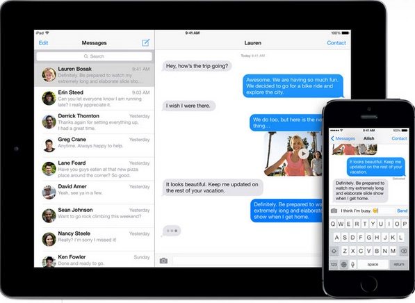 30 Percent Of All Mobile Spam Is Sent Through iMessage