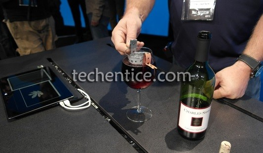 intel chip powered by wine