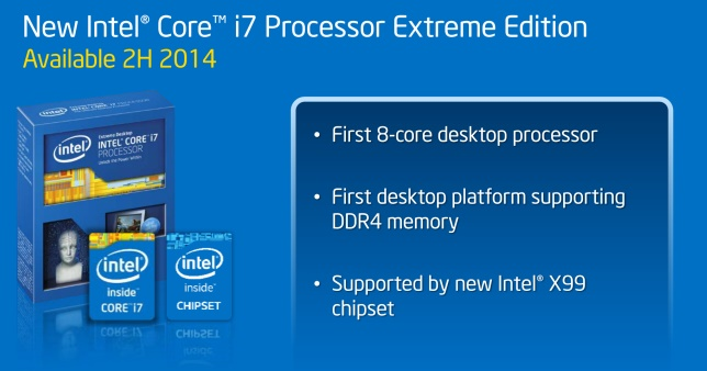 Intel announces a variety of Extreme Edition processors