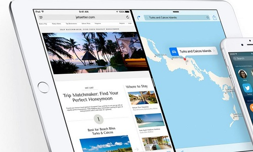 Apple rolls out iOS 9 for iPhone, iPad and iPod Touch