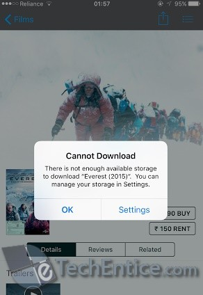 iphone cannot download