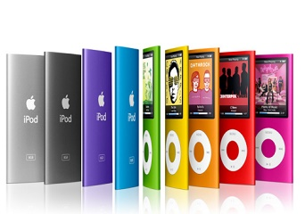 Apple removed music of competitors from iPod