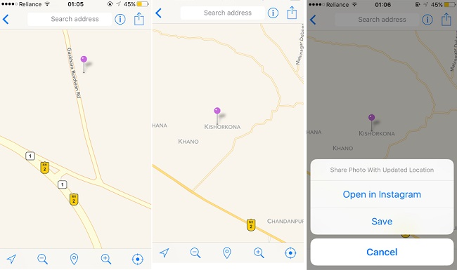 How to edit The Geotag Of A Photo On Your iPhone