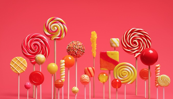 Google updated Android distribution data, Android Lollipop has been adopted barely on devices