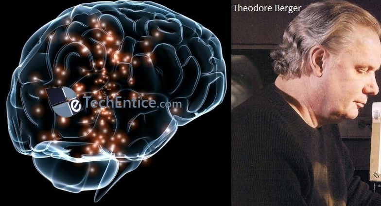 Memory implants- a blend of electronics with neuroscience to replace lost memory, a living dream of Dr. Theodore Berger