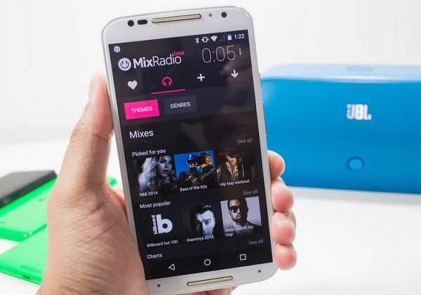 MixRadio Beta for Andriod and iOS emerged