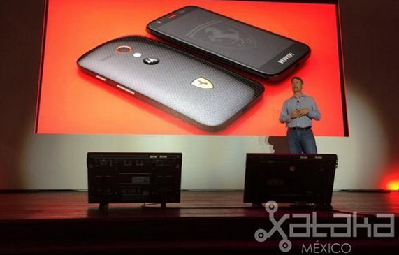 Moto G Ferrari model launched in Mexico