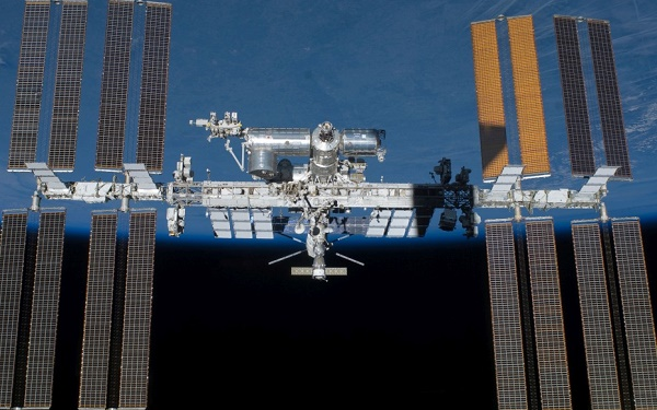 NASA Roscosmos working on new space station ISS 2.0