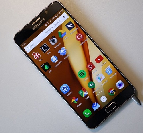 Samsung says Galaxy Note 5 will not launch in Europe