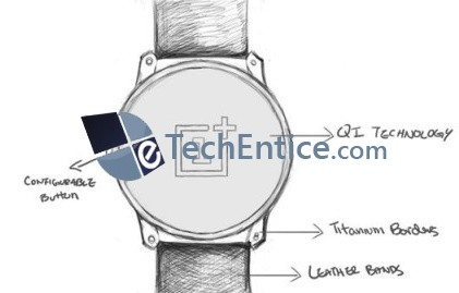 OneWatch Schematic Diagram