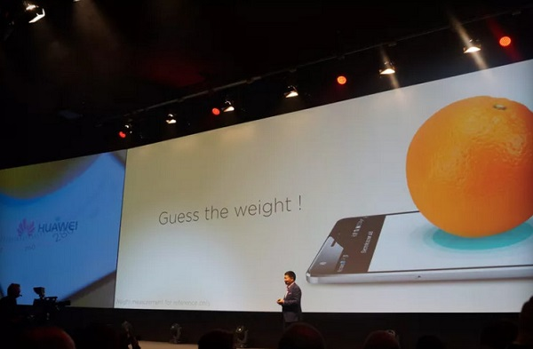 Huawei introduces Force Touch technology in its new flagship at IFA 2015