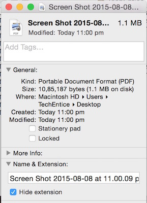 capture screenshots as PDF