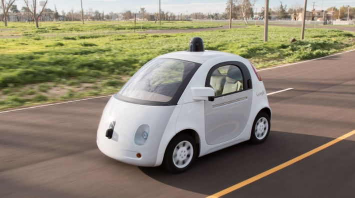 Google disappointed with California new rules for Self-Driving cars