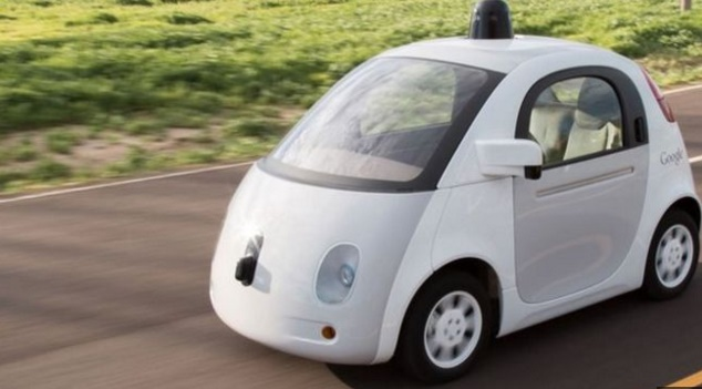 Google Self driving cars finally gets status of Driver