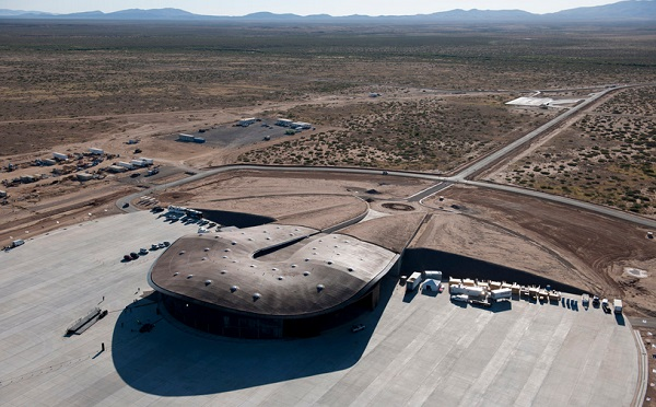 Concerns about the first commercial Future of Spaceport America