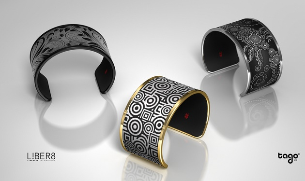 Tago Arc e-link bracelet with endless designs