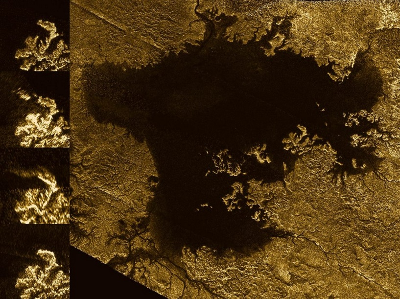 NASA finds change in appearance of Magic Island features in Titan
