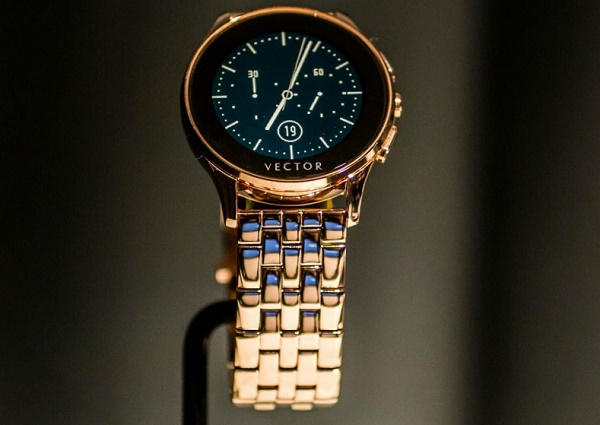 Vector Watches with humongous battery Life revealed