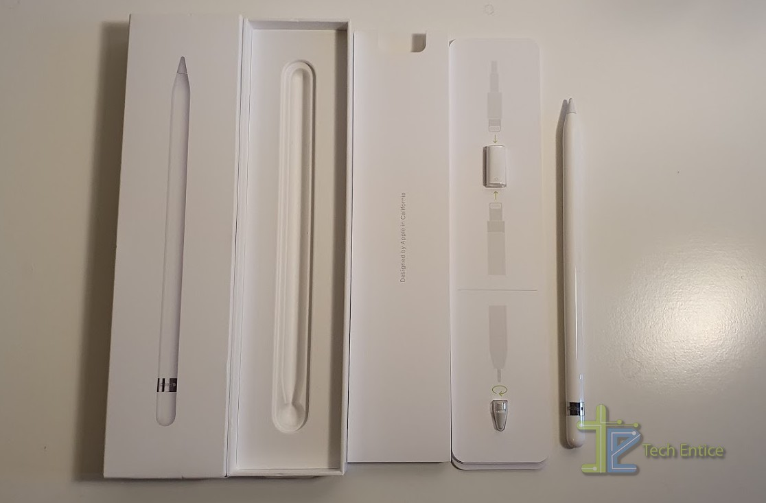 Apple Pencil 1st Generation Review