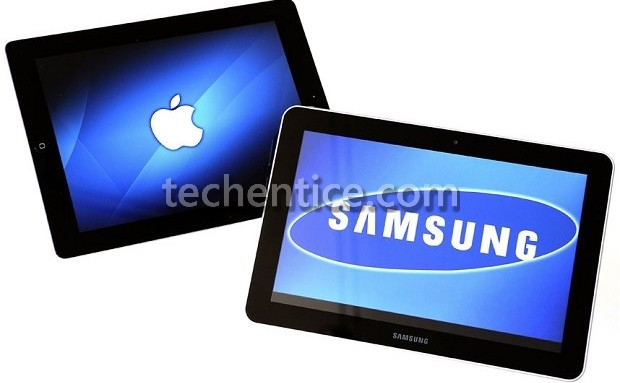 Apple Planning to Emerge As A Major Challenger to Samsung Even In Tablets