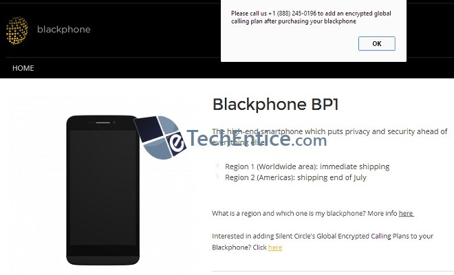 Blackphone BP1, The Android phone with ultimate security
