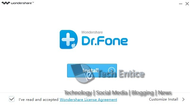 Wondershare Dr. Fone iPhone recorder software Pros and Cons